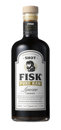 Fisk Sour Pure Raw 16.4% Vol 70cl