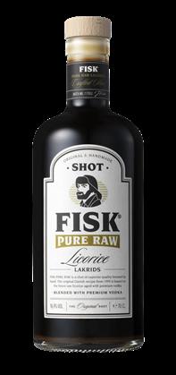 Fisk Sour Pure Raw 70cl 16.4% Vol