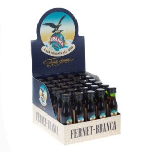 Fernet Branca 30er Pack mit je 2 cl 42% Vol.