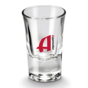 Appenzeller Shot Glas geeicht 12 Stück mit je 2 cl