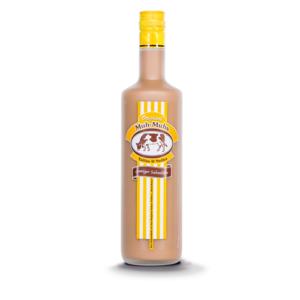 Muh-Muhs Toffee & Vodka Likör 17% 70 cl