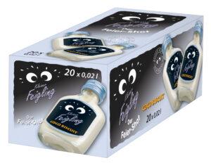 Kleiner Feigling Coco Biscuit 15% Vol. 20 x 2cl