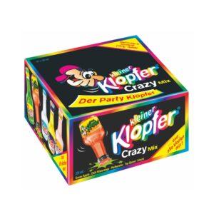 Kleiner Klopfer Crazy Mix 16,4% Vol. 25 x 2 cl