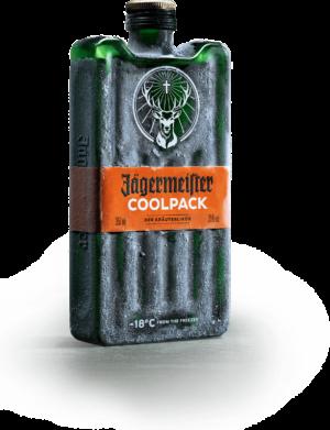 "Jägermeister Coolpack 35% Vol.  35 cl Pet "" eiskalter Shot"""
