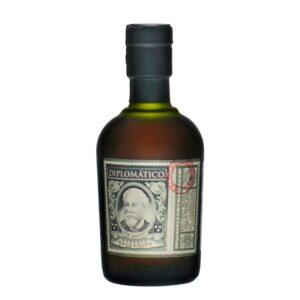 """Rum Diplomatico Reserva Exclusiva 40% Vol. 5 cl Venezuela """"Shot"""""""