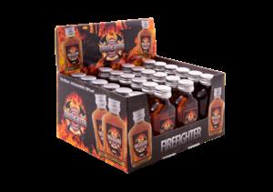Fire-Fighter Kräuterlikör 30% Vol. 24 x 2 cl