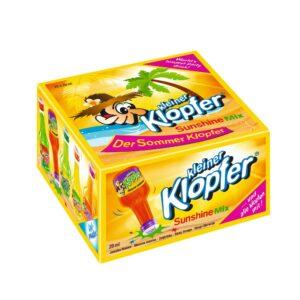 Kleiner Klopfer Sunshine Mix 17% Vol. 25 x 2 cl