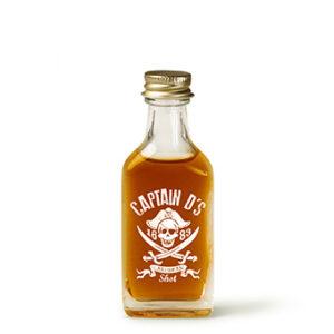 Captain D's Caribbean Shot 24er Pack mit 2cl 30% Vol.