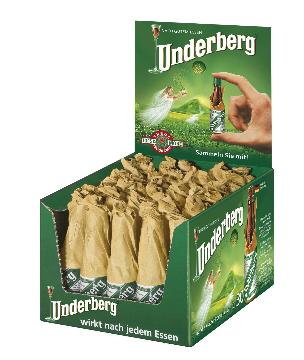 Underberg Flacon 44% Vol. 30 x 2 cl