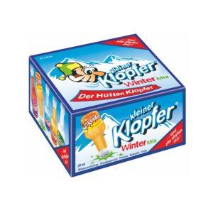 Kleiner Klopfer Winter Mix 17% Vol. 25 x 2 cl