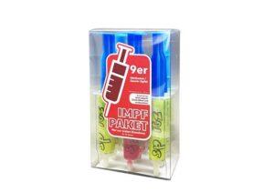 IMPF Paket 9er Pack mit 2 cl 15/16% Vol.